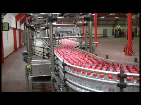 OCME - Iceni Waters Complete Bottling Line For Mineral Water
