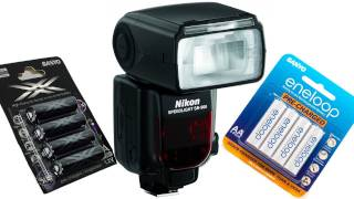 Nikon SB 900 - Best batteries?  Recycle time & Overheating