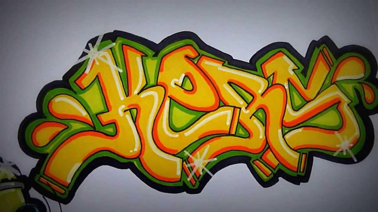 graffiti art by resk tips tricks hd 2013 youtube. Black Bedroom Furniture Sets. Home Design Ideas
