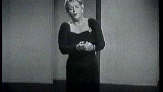 """Joan Hammond Sings and Talks About """"O My Beloved Father"""""""