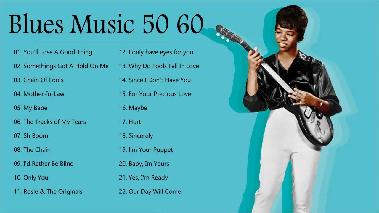 50s 60s R B Music Hits Playlist Greatest 1950 S 1960 S Rhythm And Blues Songs Youtube