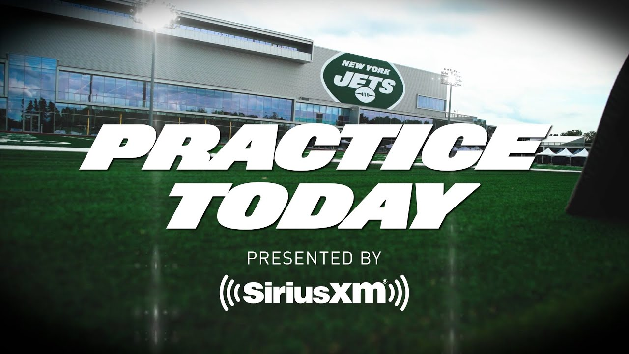 Jets Week 5 Inactive List: Jets Take Flight to London to Face Falcons ...