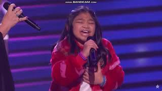 America's Got Talent 2017 Finale Kechi & Angelica Hale Special Performance Full Clip