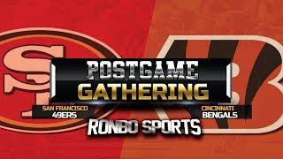 49ers vs Bengals Week 2 2019 Postgame Gathering