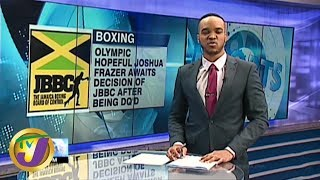 TVJ Sports News: Frazer's Olympic Hopes Rests with JBBC - January 27 2020