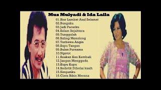 Mus Mulyadi & Ida Laila - Full Album | Lagu Dangdut Lawas Nostalgia 80an - 90an Terpopuler