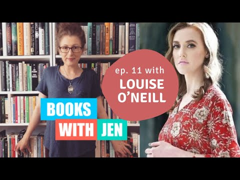 BOOKS WITH JEN: Ep. 11 | ft. Louise O'Neill