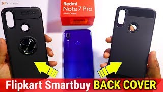 Flipkart Smartbuy Back Cover for Redmi Note 7 Pro | Back Cover for Redmi Note 7 Pro | Data Dock