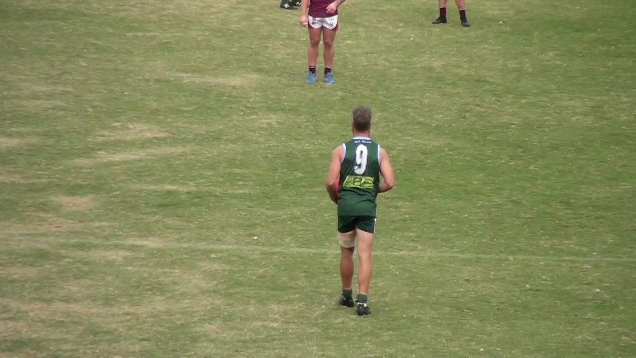 Rd 4 - Geelong AM Behinds vs Newcomb