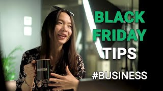 How to prepare your business for Black Friday   Black Friday event promotion tips