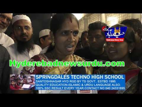4 NON Muslims MIM Corporators(winners Ghmc Elections)