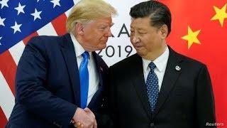 """7/19焦点对话:美中渐行渐远,特朗普重提加码关税;紧跟习近平外交思想,中国""""战狼""""外交有无失控风险?"""