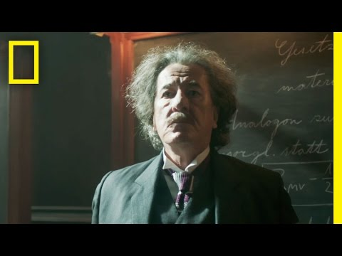 The Making of 'Genius'   National Geographic