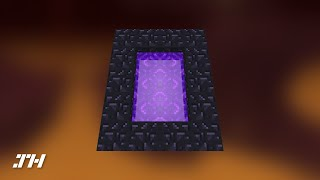 How to Make a Nether Portal in Minecraft