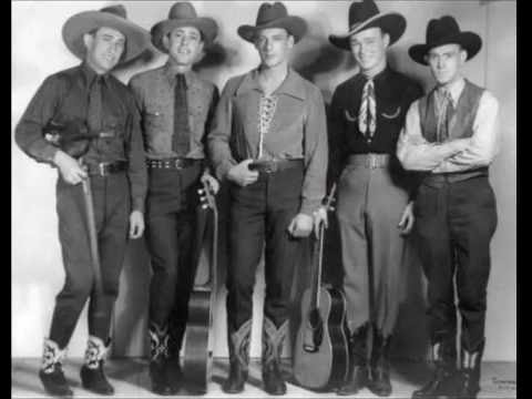 Sons Of The Pioneers - Big Rock Candy Mountain 1935
