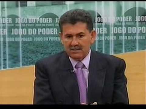Deputado Paulo Melo no programa Jogo do Poder (Rede CNT) - Parte 1/4