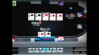 888 Poker fake the second