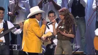 Thalía Dueto With Joan Sebastian - Con La Duda [Premios Billboard 2010]
