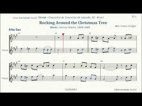 Rockin' Around The Christmas Tree - ( Alto Sax ) - Rockin' Around The Christmas Tree - ( Alto Sax ) - YouTube