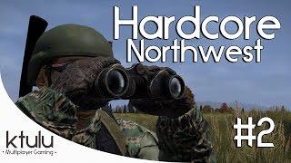 "DayZ Standalone - Hardcore Northwest - #2 - ""Bad to Worse"""