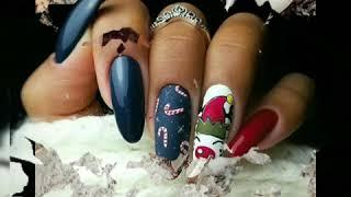 Самый модный маникюр 2020 2021 подборка дизайна ногтей осень зима фото идеи маникюра