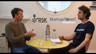[StartupToken Interview] RSK Labs - Alejandro Banzas
