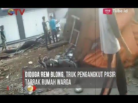 Video Amatir Detik-detik Terjadi Kecelakaan Maut di Brebes - BIP 21/05