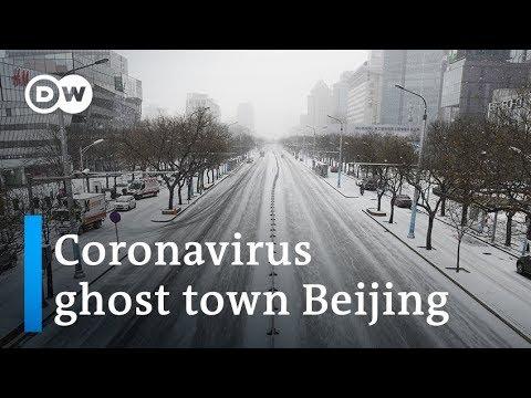 Coronavirus turns bustling