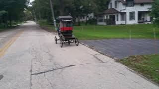 1901 Ford replica Horseless Carriage