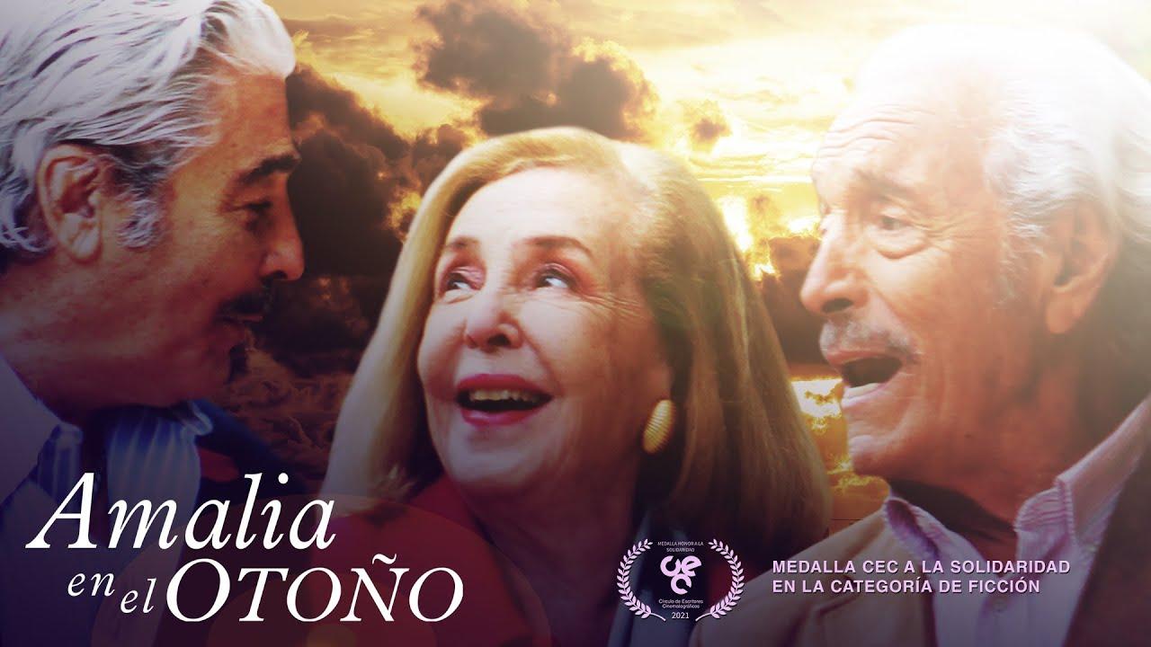La película 'Amalia en el otoño' de Anna Utrecht y Octavio Lasheras llega a las salas el 16 de julio