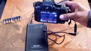 $47 12-15Hr Battery Solution for Panasonic GH2
