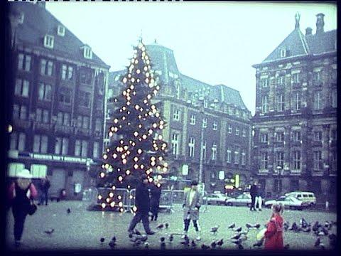 Xmas Amsterdam 1987 Weihnachten