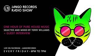 Jango Records Radio Show Présenté Par Terry Williams - Interview Spéciale Jango Academy