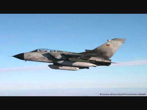 Germany plans to develop new fighter jet to replace Tornado