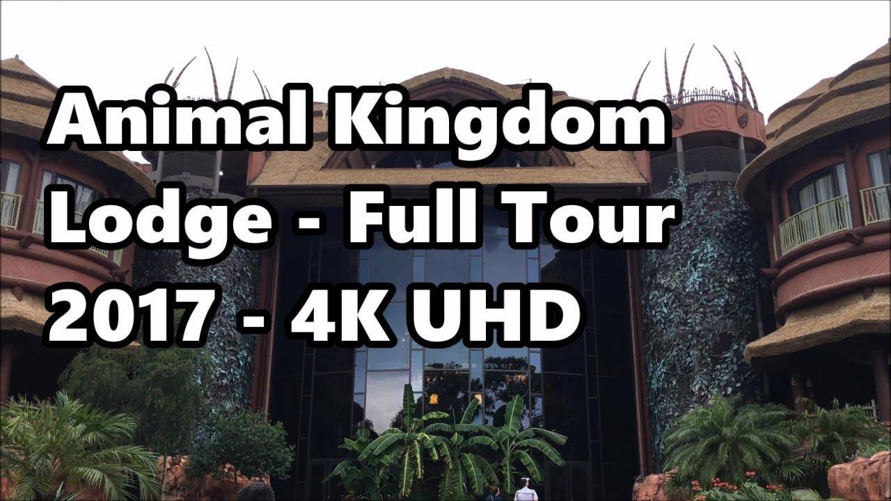 Disney Animal Kingdom Lodge Tour