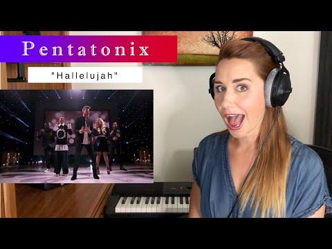 "Vocal Coach/Opera Singer REACTION & ANALYSIS Pentatonix ""Hallelujah"" (2016 Christmas)"