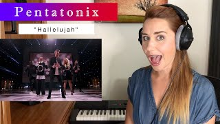 "Download Vocal Coach/Opera Singer REACTION & ANALYSIS Pentatonix ""Hallelujah"" (2016 Christmas)"
