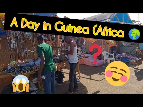 A Day with me in Guinea #Africa Vlog1 Vlog- kaygi ugu horeeyay aa wadankayga kaso duubo Guinea 🇬🇳 #🌍