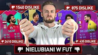 DRAFT NIELUBIANYCH KART W FUT | FIFA 19