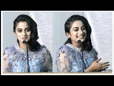 Actress Namitha Pramod speech at Nimir movie audio launch   Udhayanidhi Stalin Namitha Pramod