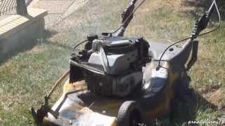 •Tondeuse Nautac : Casse moteur -Canicule-