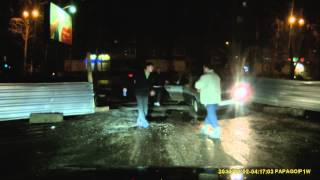 Екатеринбург. Разборки на ЮЗе в 4:30 ночи(, 2014-11-02T12:41:21.000Z)