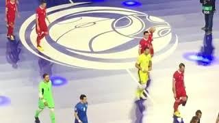 Казахстан-Сербия 3:1 Четвертьфинал Чемпионат Европы-2018 по футзалу