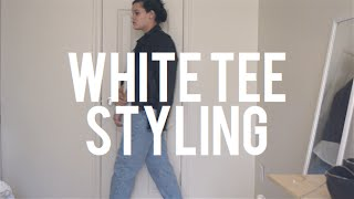 Styling | White T-shirt