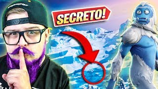 I FOUND A SECRET CAVE AT FORTNITE * SEASON 7 *-FORTNITE