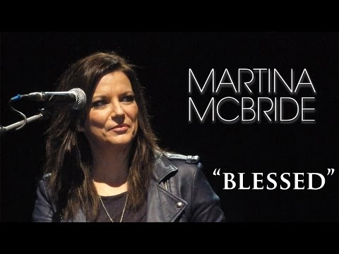 Martina McBride - Blessed (Live at indigo2)