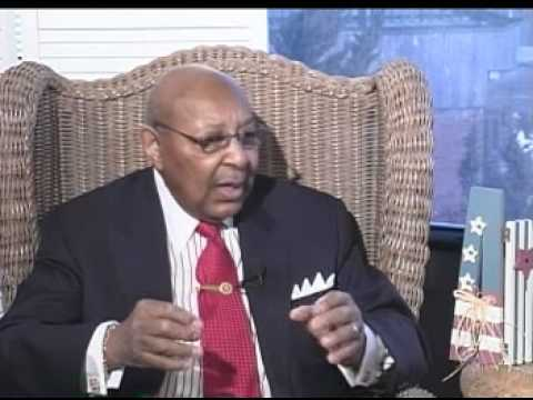 "Louis Stokes featured on VVH-TV ""American Dreams Show"""