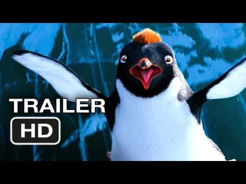 Happy Feet Two Official Trailer #3 - Robin Williams Movie (2011) HD