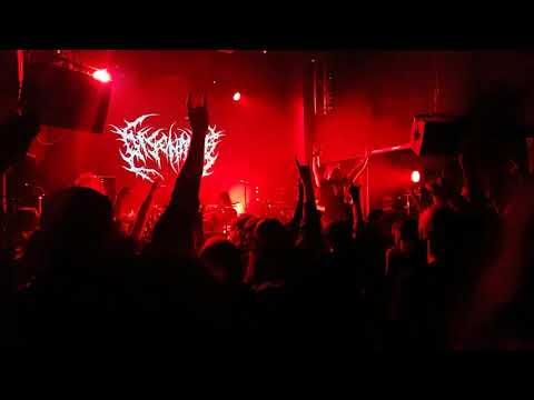 Disentomb - Indecipherable Sermons of Gloom [NEW SONG] @ Petit Bain, Paris 09/11/2017