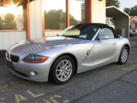 2003 Bmw Z4 2 5i Start Up Exhaust In Depth Tour And Short Test Drive Youtube